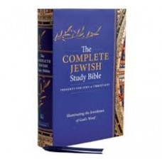 The Complete Jewish Study Bible - Insights for Jews & Christians - hard cover